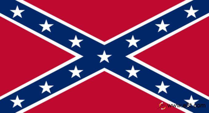 eBay将禁止刊登任何描绘美国南方联邦战旗的物品