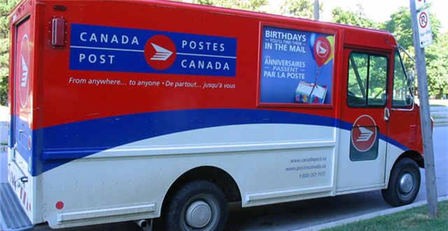 加拿大邮政停止提供空邮和平邮的tracking功能