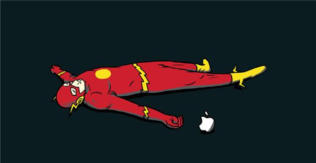 Flash也被亚马逊所弃用