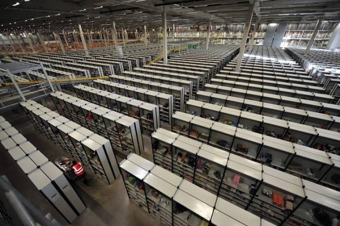 亚马逊美国仓库到底在哪里