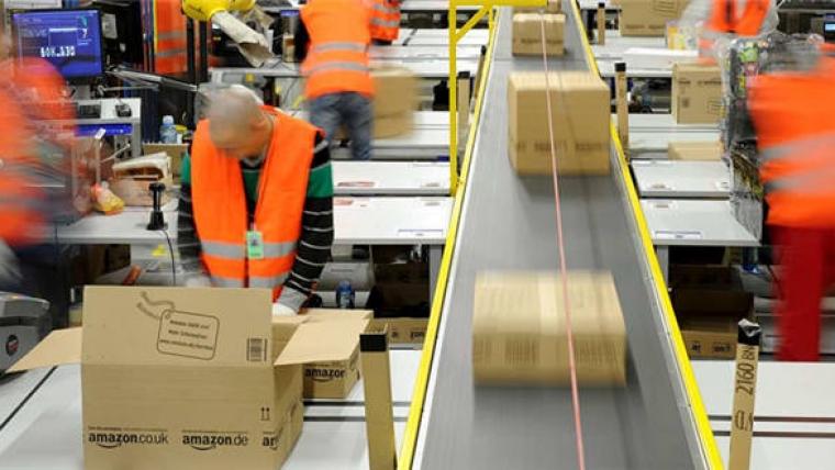 亚马逊成美国人网购首选项