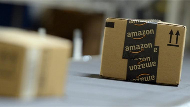 亚马逊英国新推Pantry杂货配送