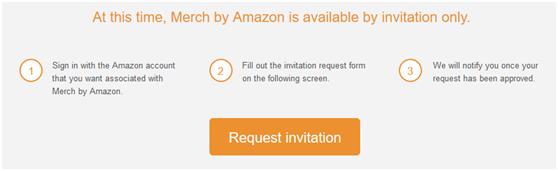 """亚马逊T恤打印服务""""Merch by Amazon"""",有人预测这是下一个商机"""