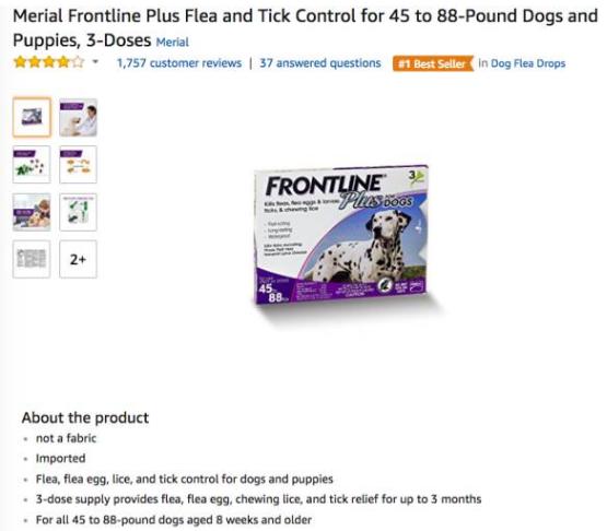 亚马逊美国站宠物用品爆款分析