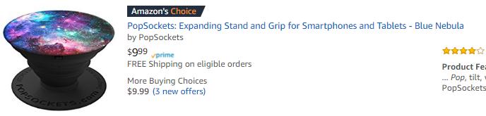 最新亚马逊热销品推荐:除了指尖陀螺,还有什么产品毛利高?