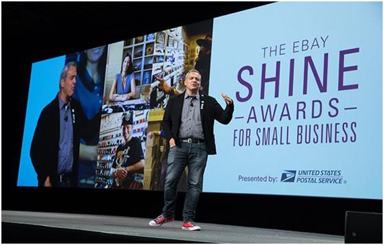 eBay颁发2017 年SHINE Awards卖家大奖,各个赢家背后都有些什么故事?