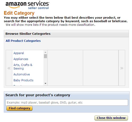 产品分类错了怎么办?修改亚马逊产品类目的三种方法