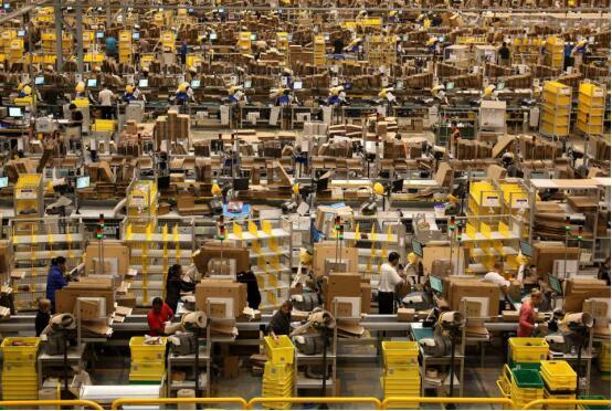 英国国会议员呼吁抵制亚马逊,原因竟是纳税太少?