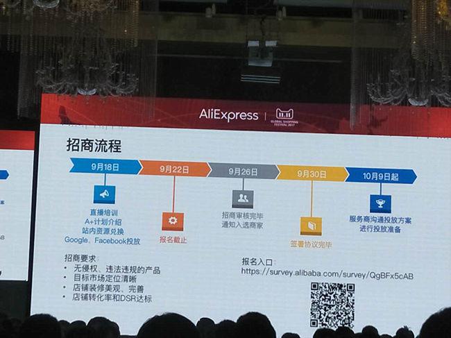 """独家揭秘2017速卖通品牌出海扶植计划:""""A+计划"""""""
