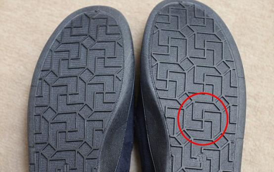 亚马逊15英镑休闲鞋惹怒消费者,鞋底这图纹要不得