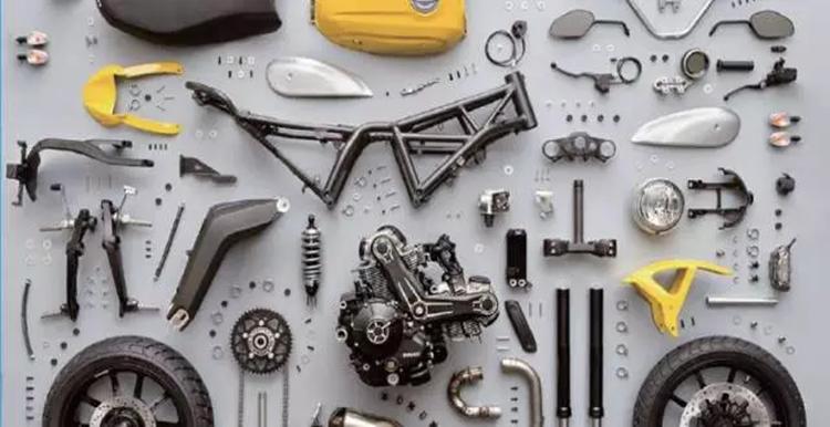 eBay高潜力摩托车品类盘点