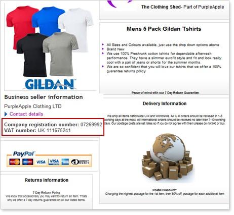 eBay英国站怎么上传添加VAT税号?