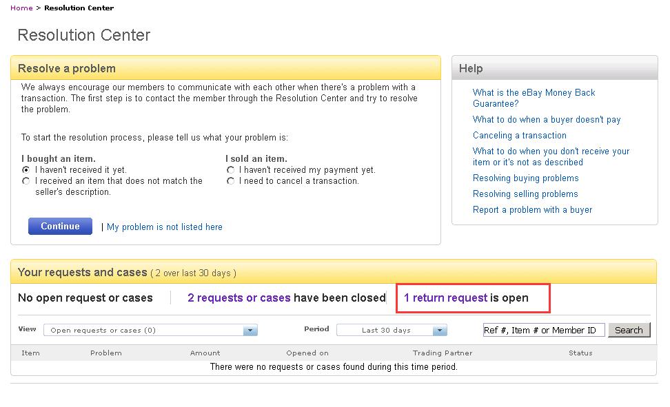 eBay卖家如何处理Case纠纷?