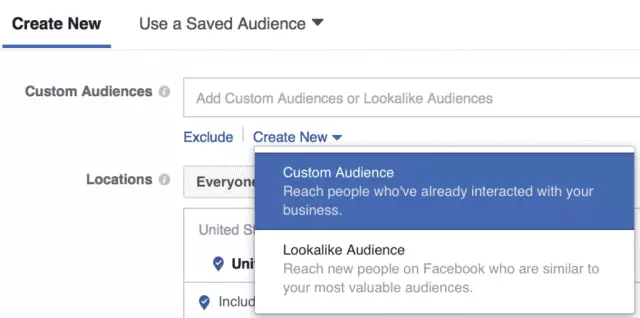 如何创建设置Facebook Messenger广告?