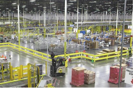 卖家警惕:黑五临近,亚马逊英国FBA仓库可能拒绝接收库存