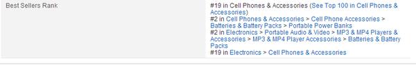 亚马逊影响listing类目排名的因素有哪些?A9算法你懂吗