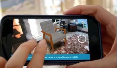 亚马逊推出新功能AR View 在线商品也能试用体验!