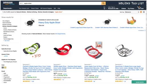 亚马逊测试移除搜索结果边栏广告,对卖家销量有何影响?