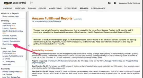 如何判定亚马逊FBA产品需要收取长期仓储费?几个规避的方法教给你