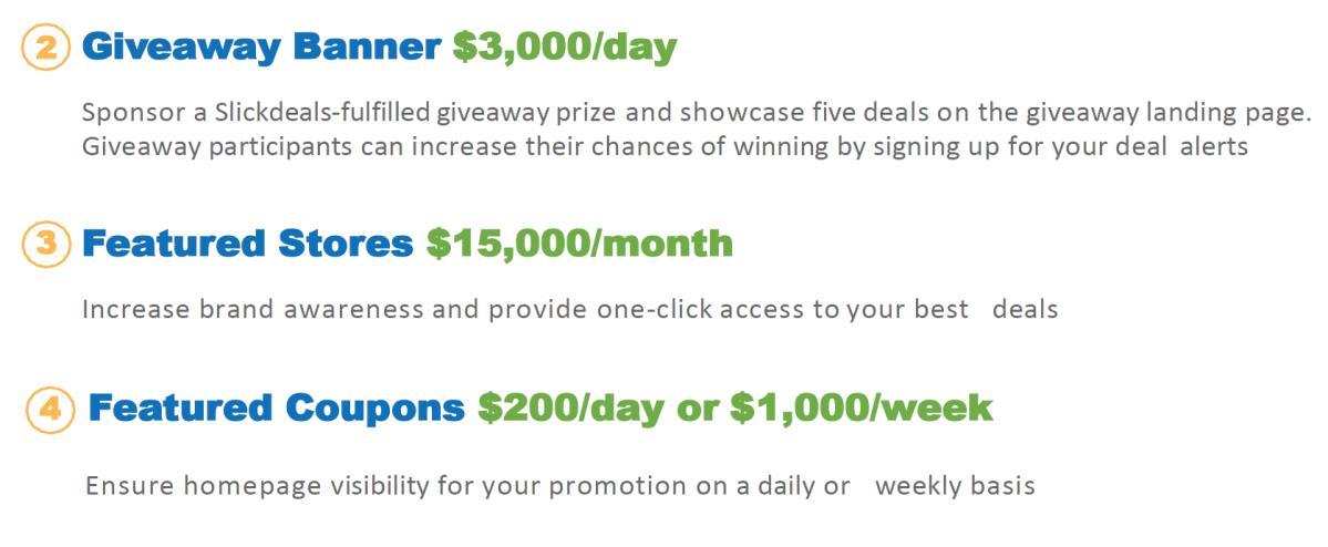 关于SlickDeals广告位的那些事儿