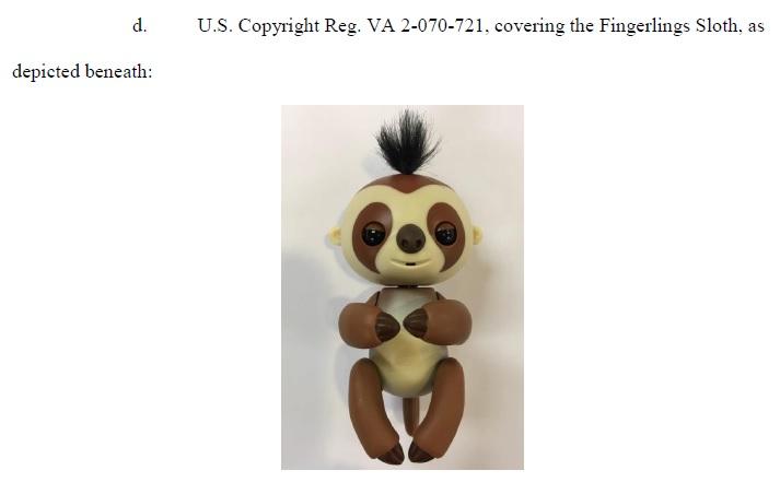指尖猴子诉状分析,这2种玩具也被保护不能卖!