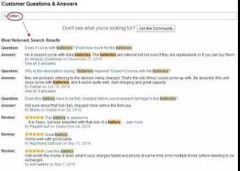 听大卖解说亚马逊listing上Q&A的那些事儿