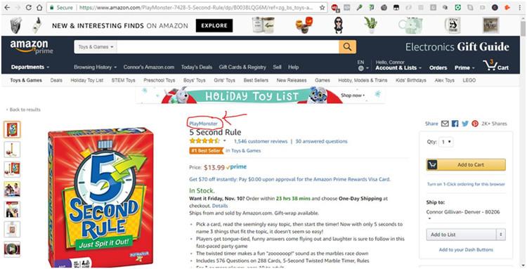 5步教你如何找到高利润产品在亚马逊上销售!