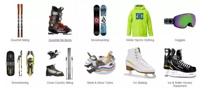 eBay丨年终冲业绩,少不了这些冬季热销运动用品