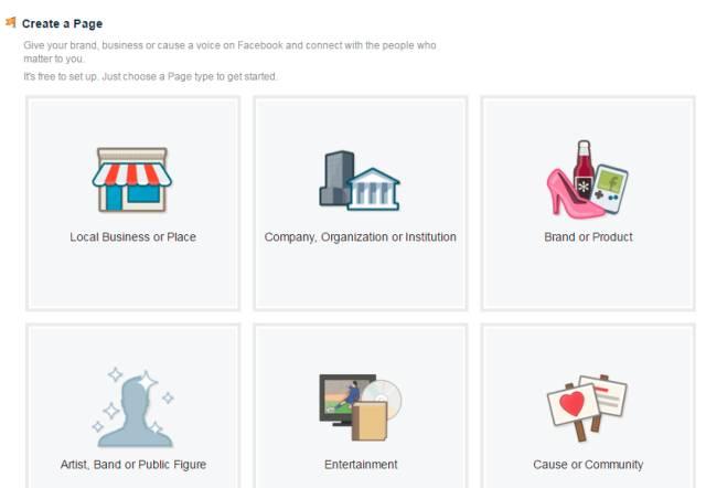 如何创建Facebook Page主页?仅需四步