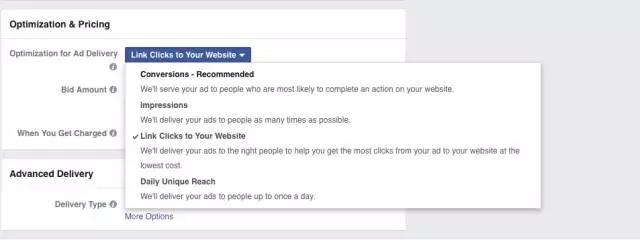 这些没脑子的错误设定使你Facebook广告展示失败!