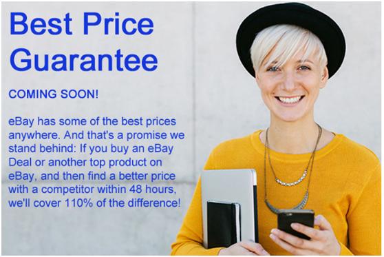 "eBay美国站或将在亚马逊Prime Day来临之际,推""Best Price Guarantee""抢占市场"