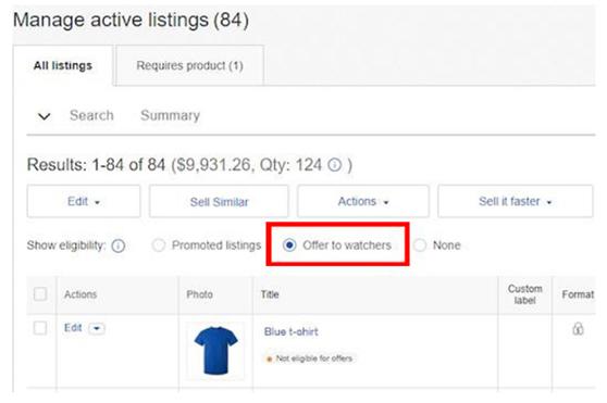 eBay 2019年春季卖家更新,各站点4月将推这一福利报价功能!