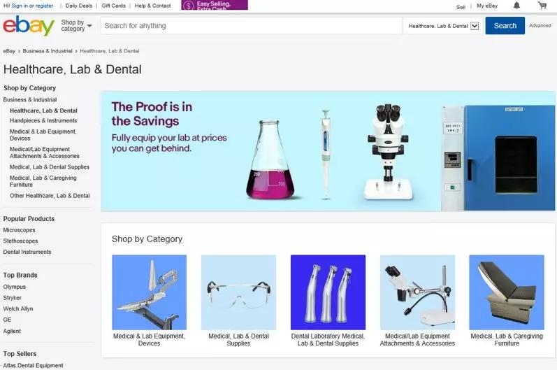 避雷!eBay美国站点医疗器械刊登政策及合规实践